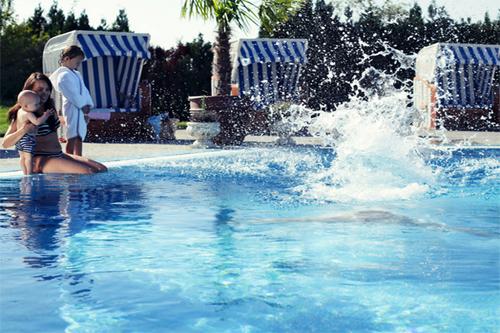 Erlebniswelt Splash in Sagard